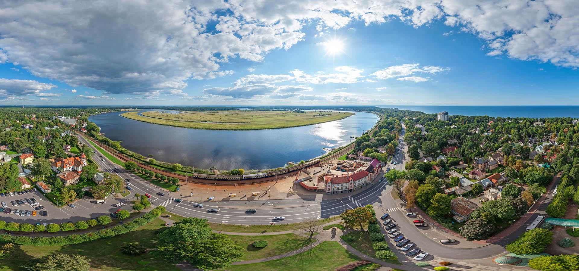 Jurmala_Resort_aerial_360_degree_panorama_OCEAN.LV_