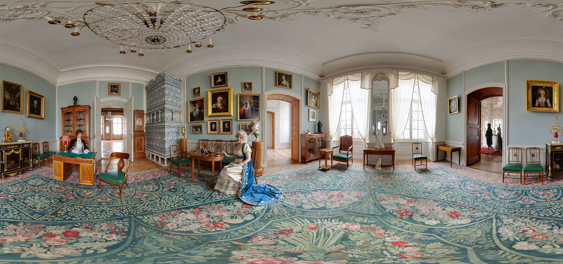 Rundale_Palace_Baroque_Historical_360_Virtual_Tours_OCEAN.LV_