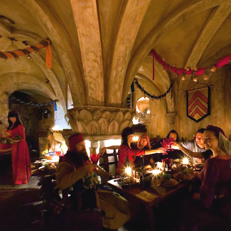 Rozengrals Medieval Restaurant virtual tour