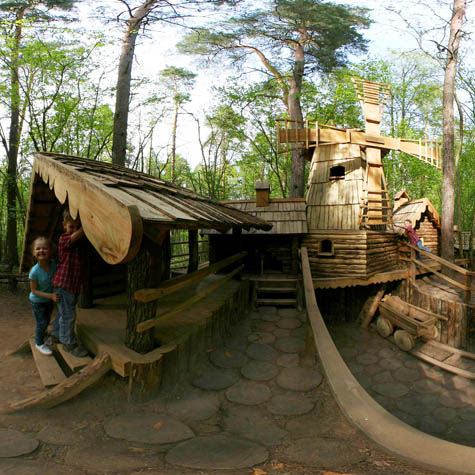 Tervete Nature Park Latvia 360 degree virtual tour FEATURED