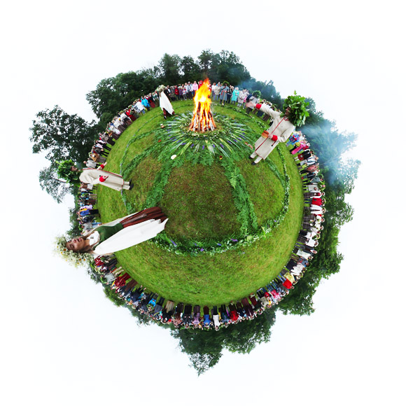 Traditional Solstice Celebration Virtual Latvia | 360 degree virtual tour FEATURED