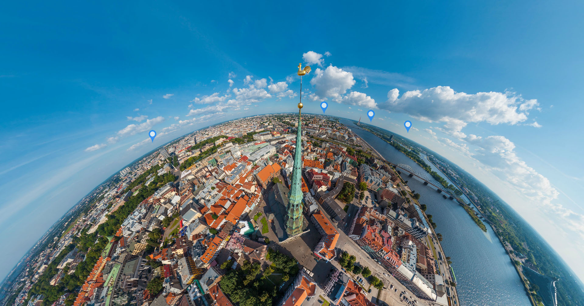 Riga-City-Aerial-Virtual-Tour-360-degree-panorama-from-OCEAN.LV_