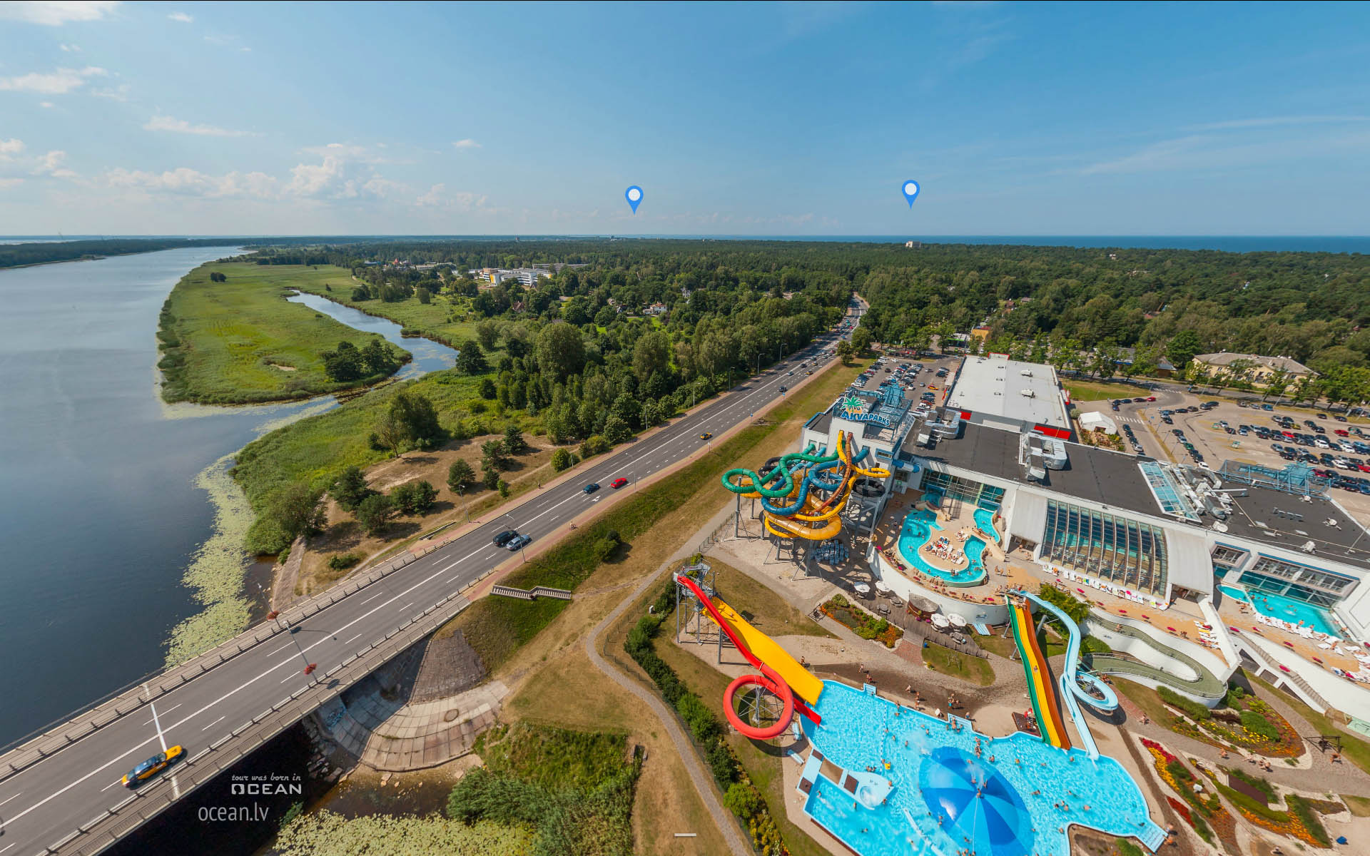 LIVU-Akvaparks-Lielupe-Jurmala-360-Aero-Foto-Panoramas-and-virtualas-tures-OCEAN.LV_
